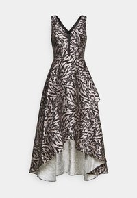 Adrianna Papell - MIKADO GOWN - Occasion wear - black/taupe - 0