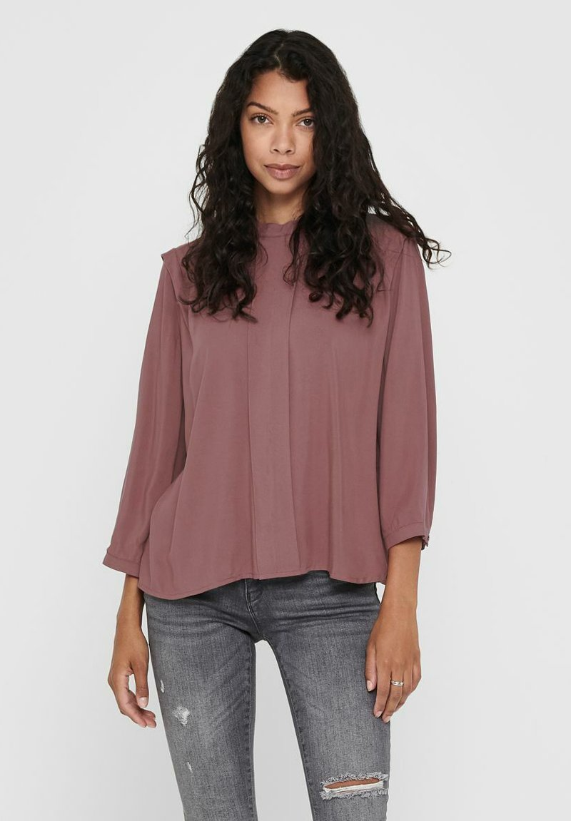 ONLY - Blouse - rose brown