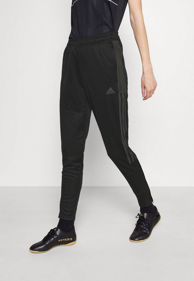 adidas Performance - Træningsbukser - black/solid grey