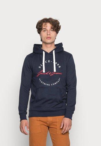 JJHERRO  - Felpa con cappuccio - navy blazer