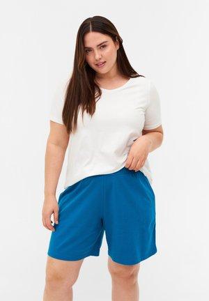 Shorts - fjord blue