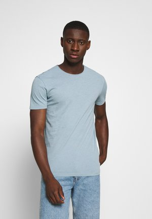 FIGURE CREW - Basic T-shirt - aegean blue