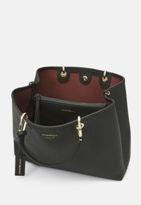 Emporio Armani - SET - Shopping Bag - dark green - 2