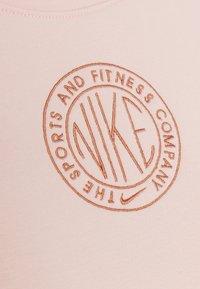 Nike Sportswear - Shift dress - orange pearl/terra blush - 7
