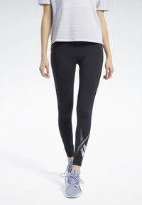 Reebok - Lux 2 Leggings - Collant - Black - 0