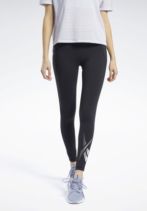 Lux 2 Leggings - Legginsy - Black