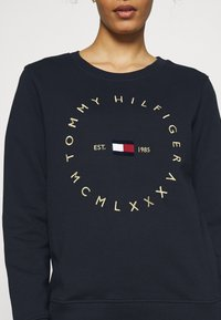 Tommy Hilfiger - REGULAR CIRCLE  - Sweatshirt - desert sky - 3