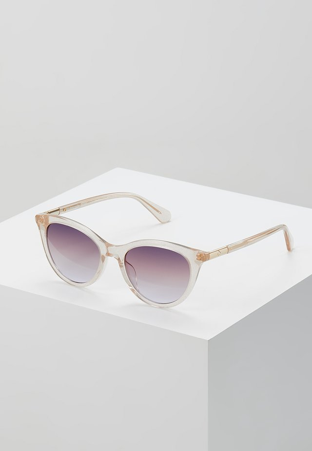 JANALYNN - Gafas de sol - gold-coloured