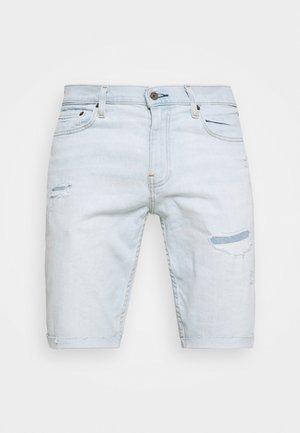 Denim shorts - extra light destroy