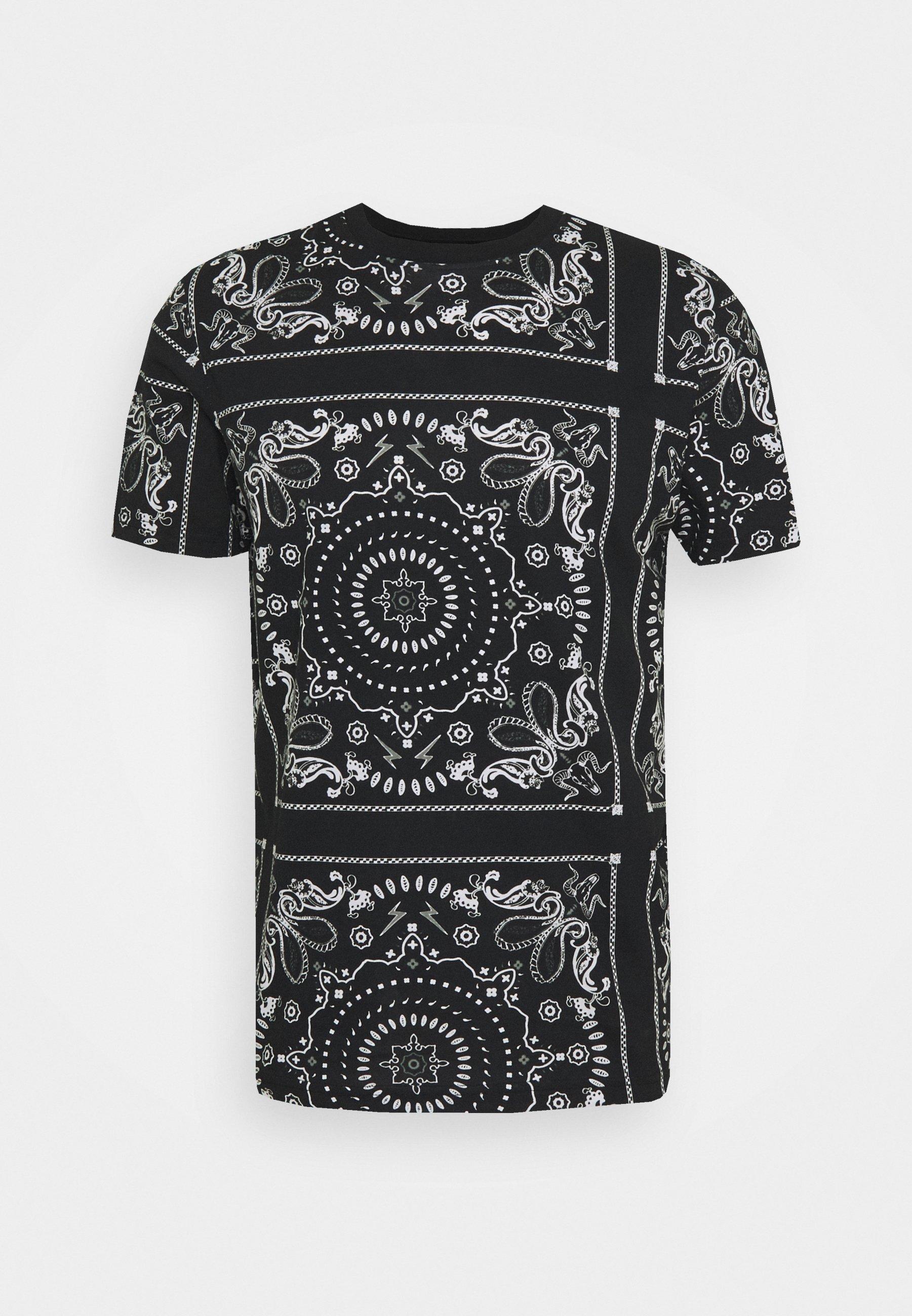 Homme FENDER - T-shirt imprimé
