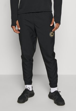ESSENTIAL PANT - Tracksuit bottoms - black/particle grey
