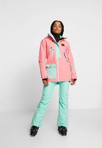 OOSC - WOMENS PANT - Snow pants - mint - 1