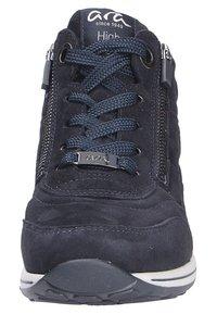 ara - COMFORT - Höga sneakers - blau (05) - 5