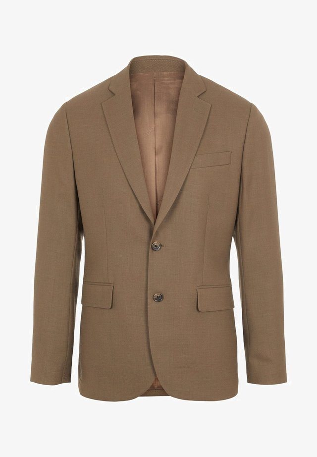 HOPPER COMBAT  - Blazer - wood brown