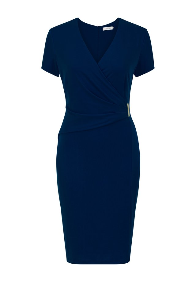 PROMISS APPAREL DRESS DOROMY SHRT SLV SS20 - Shift dress - nightsky