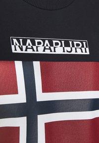 Napapijri - BELLYN - Sweatshirt - blu marine - 5