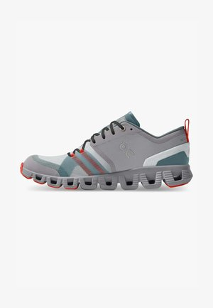 CLOUD X SHIFT - Trainers - alloy red