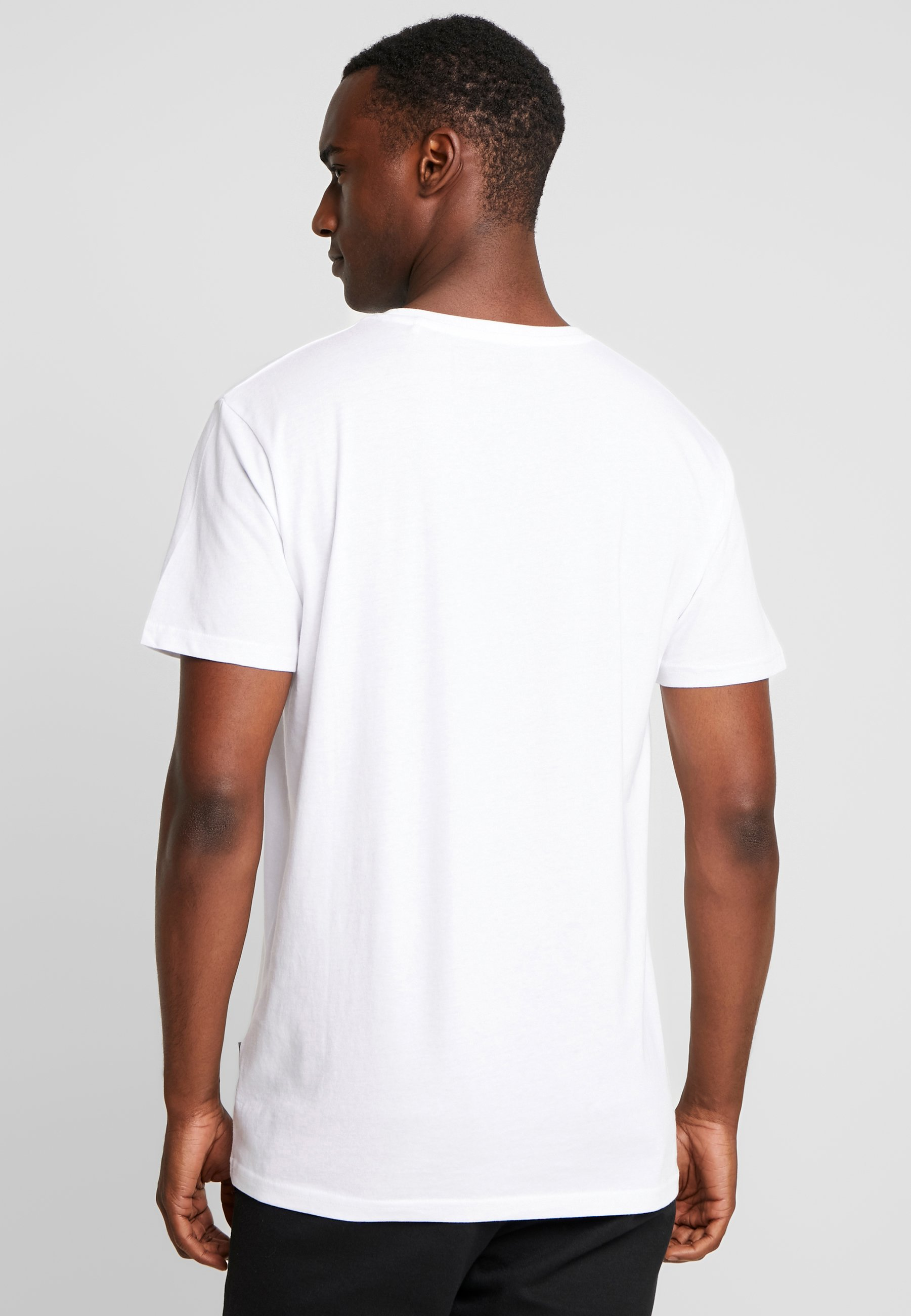 Solid ROCK  - Basic T-shirt - white 8dME5