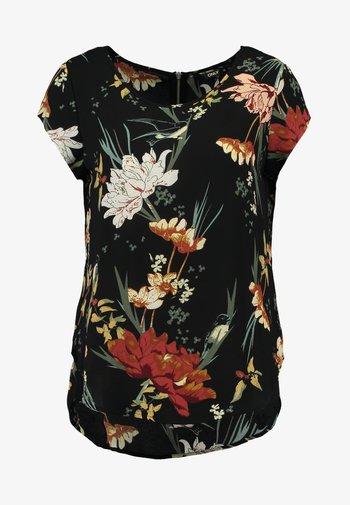 ONLVIC - Print T-shirt - black
