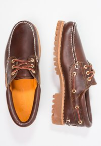 Timberland - AUTHENTICS  - Boat shoes - braun - 1