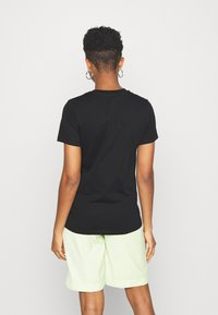 Diesel - T-SILY-K1 - Print T-shirt - black - 2