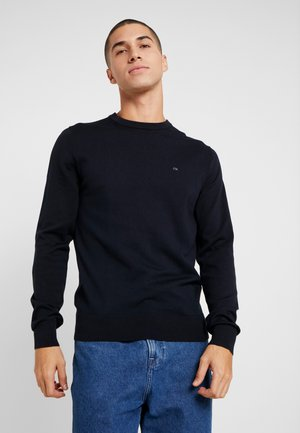 C NECK - Jumper - blue