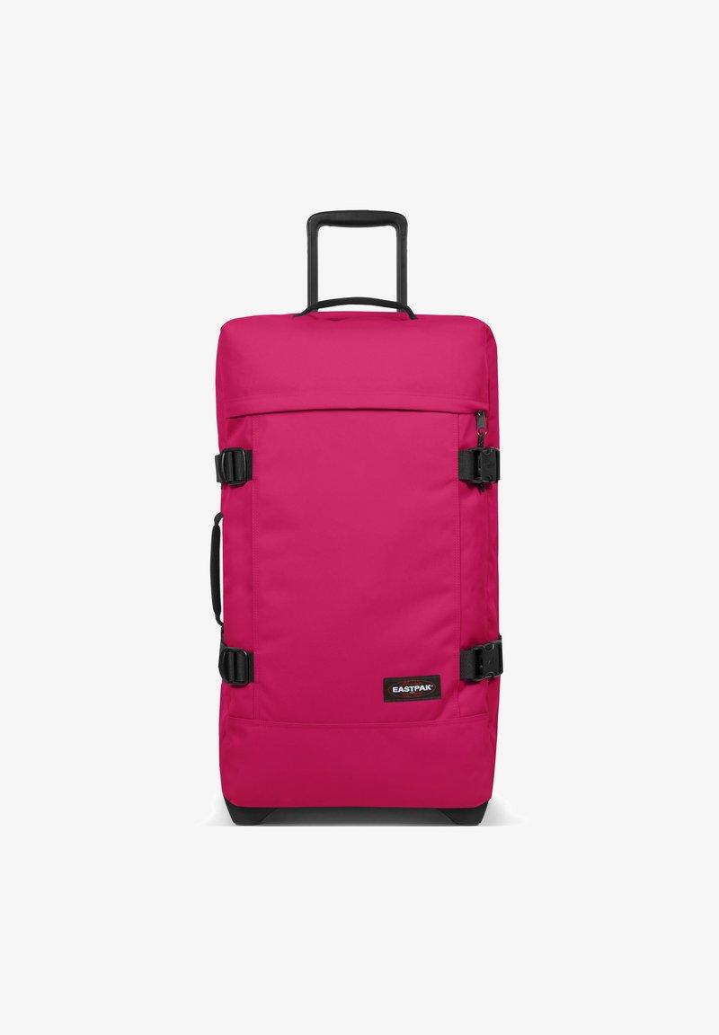 Eastpak - Wheeled suitcase - ruby pink