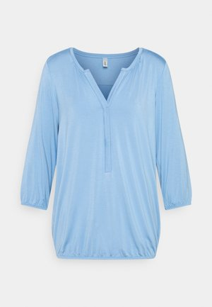 MARICA - Long sleeved top - bright blue