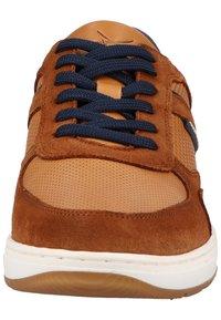 Sansibar Shoes - Sneakers laag - mittelbraun - 5