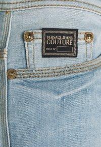 Versace Jeans Couture - Slim fit jeans - light-blue denim - 2