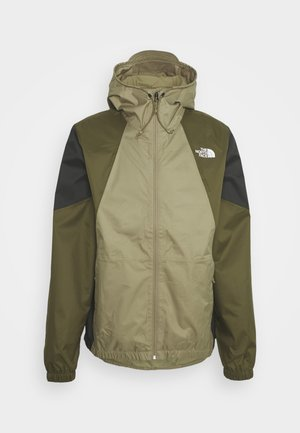 FARSIDE JACKET - Outdoorjas - kelp tan