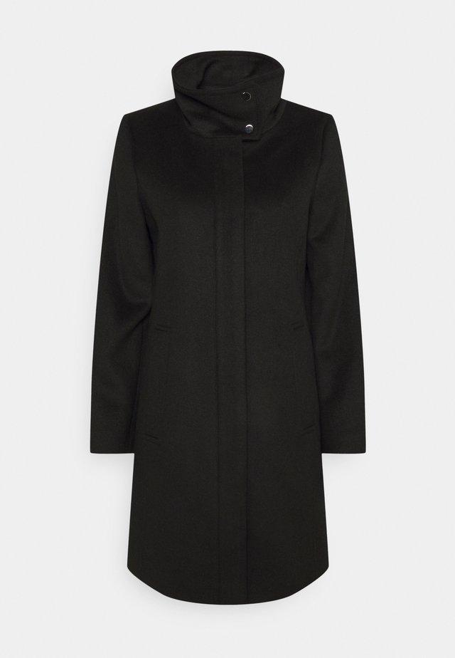 FEMININE COAT - Manteau classique - black