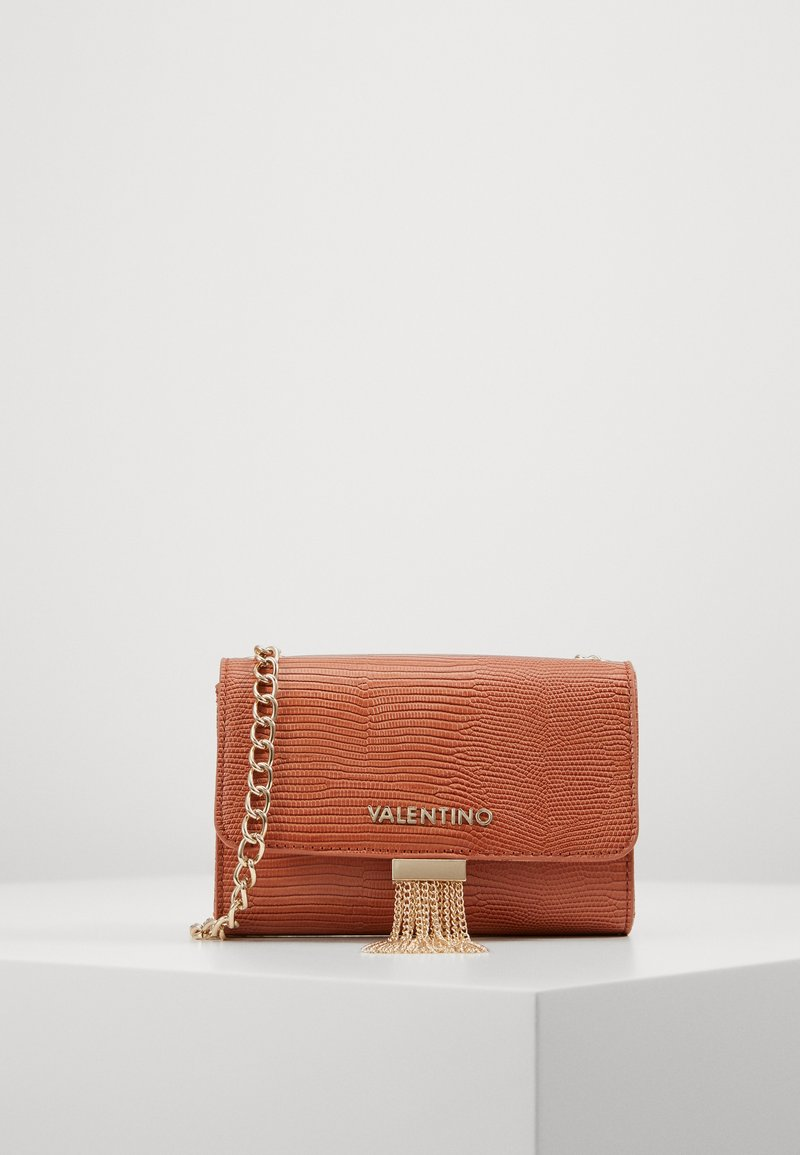 Valentino by Mario Valentino - PICCADILLY - Across body bag - ruggine