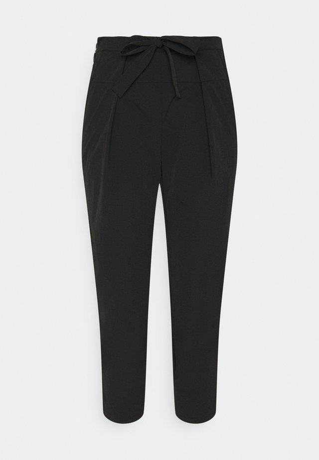 ANAMOSA - Pantaloni - black