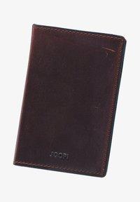 JOOP! - LORETO C-ONE E-CAGE SV8O - Wallet - darkbrown - 0