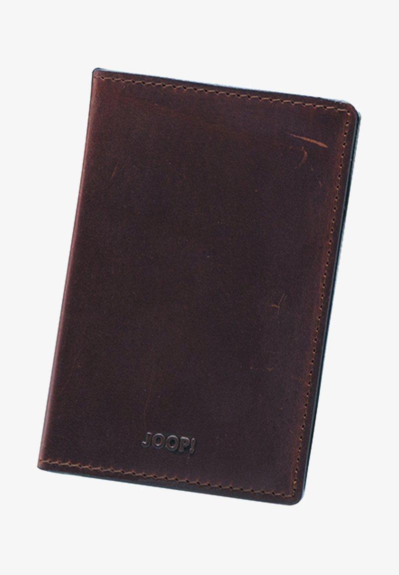 JOOP! - LORETO C-ONE E-CAGE SV8O - Wallet - darkbrown