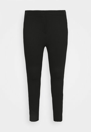 SHAPE SCULPT SUPER STRETCH PONTE TREGGING - Trousers - black