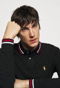 Polo Ralph Lauren - BASIC - Polo shirt - black - 3