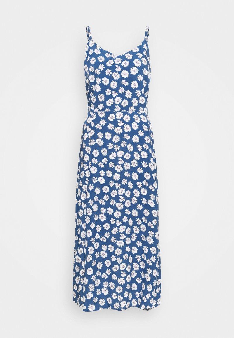 Gap Tall - CAMI MIDI - Korte jurk - blue