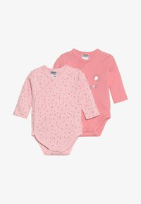 Jacky Baby - LANGARM GIRL 2 PACK - Body - light pink - 4