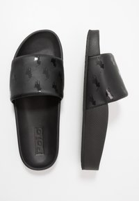 Polo Ralph Lauren - CAYSON CASUAL - Mules - black - 1