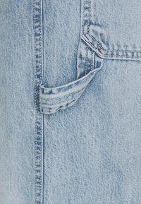 Levi's® - TAPER CARPENTER CROP - Jeans a sigaretta - dark indigo - 6
