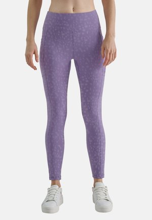 MELLY - Leggingsit - lilac
