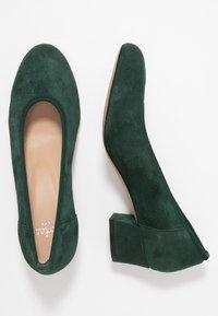 PERLATO - Classic heels - bosco - 3