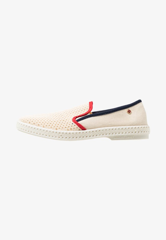 ROD - Loaferit/pistokkaat - beige