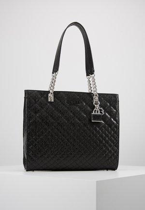 QUEENIE TOTE - Tote bag - black