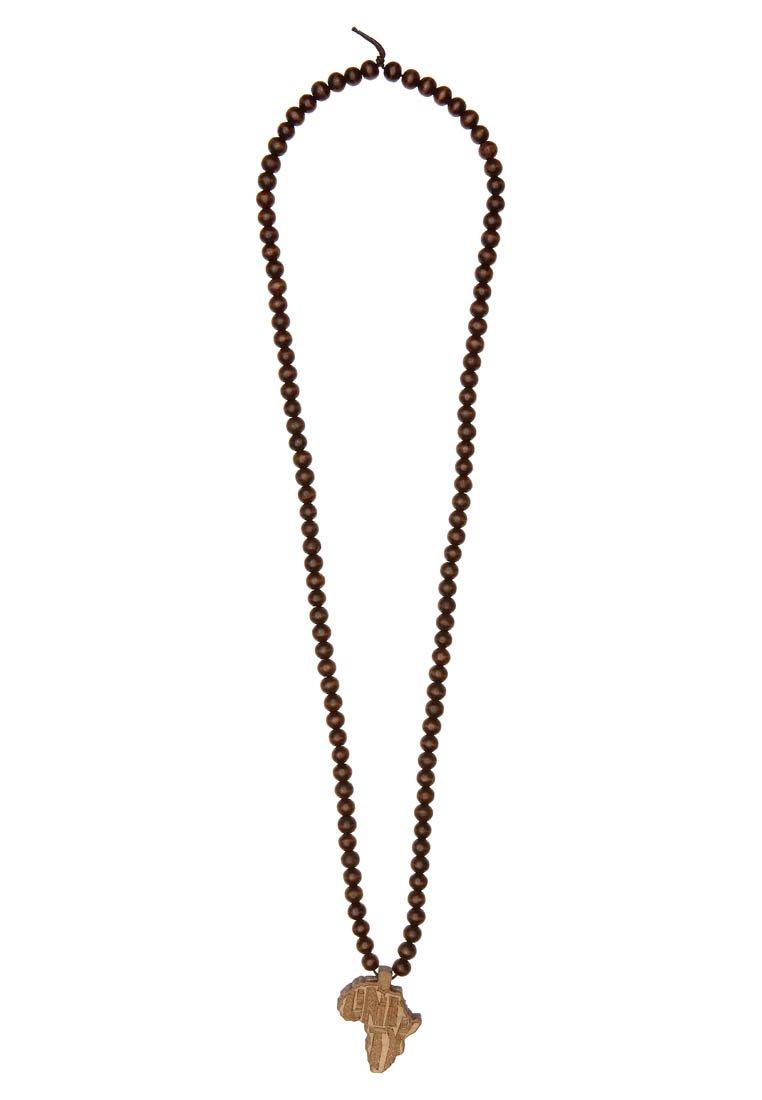 Wood Fellas - DICE - Necklace - brown