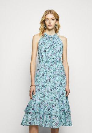 CAROLINA DRESS - Denní šaty - blue/multi