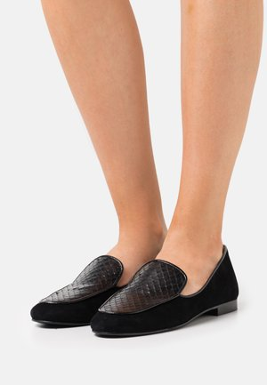 LOAFERS - Instappers - black