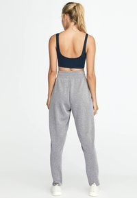 OYSHO - Tracksuit bottoms - grey - 2